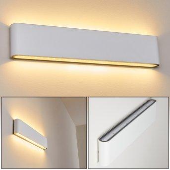 Tinglev Applique da esterno LED Bianco, 2-Luci