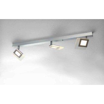 Bopp LINE Plafoniera LED Alluminio, 3-Luci