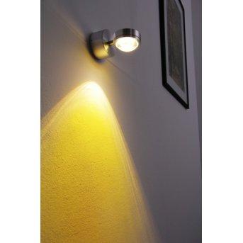 Harare Applique LED Alluminio, 1-Luce