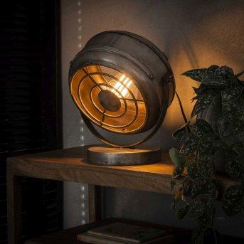 WITMARSUM Lampada da tavolo Argento, 1-Luce