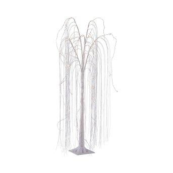 Leuchten-Direkt WILLOW Albero LED Bianco, 100-Luci