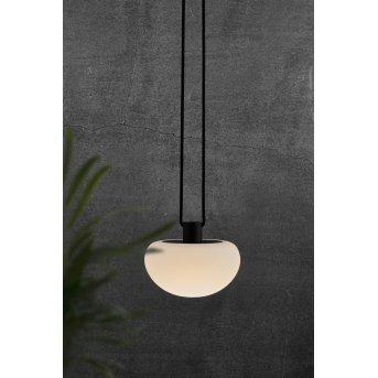Nordlux SPONGE Lampadario a sospensione LED Antracite, 1-Luce