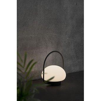 Nordlux SPONGE Lampada da tavolo LED Antracite, 1-Luce