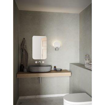 Nordlux HESTER Applique LED Bianco, 1-Luce