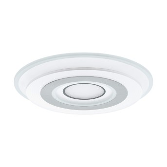 Eglo REDUCTA Plafoniera LED Bianco, 1-Luce