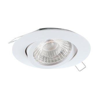 Eglo TEDO Lampada da incasso LED Bianco, 1-Luce