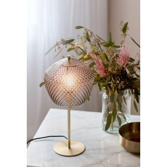 Nordlux ORBIFORM Lampada da tavolo Ottone, 1-Luce