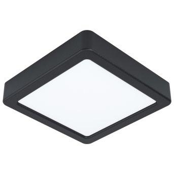 Eglo FUEVA Lampada da incasso LED Nero, 1-Luce