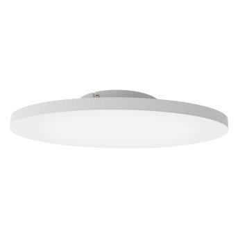 Eglo TURCONA Plafoniera LED Bianco, 1-Luce, Cambia colore