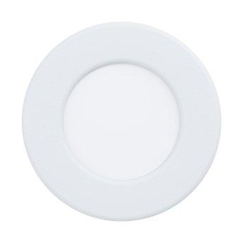 Eglo FUEVA Lampada da incasso LED Bianco, 1-Luce