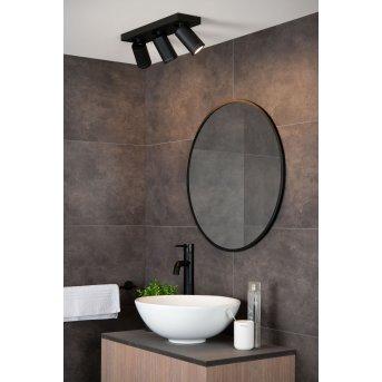 Lucide TAYLOR Faretto da soffitto LED Nero, 3-Luci