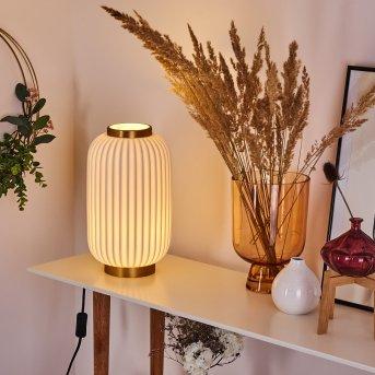 Dyce Lampada da tavolo Oro, 1-Luce