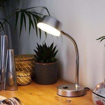Pineda Lampada da tavolo LED Cromo, 1-Luce