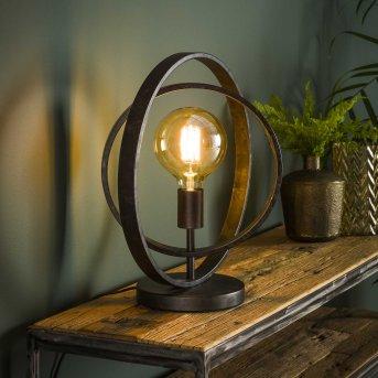 Mirandola Lampada da tavolo Nero, 1-Luce