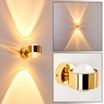 Sapri Applique Oro, 1-Luce