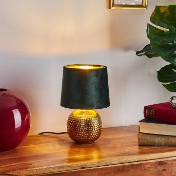Beddie Lampada da tavolo Oro, 1-Luce