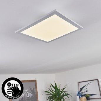 Sordos Plafoniera LED Bianco, 1-Luce, Sensori di movimento