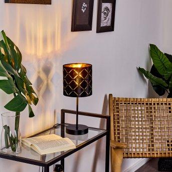 Arnoya Lampada da tavolo Nero, 1-Luce