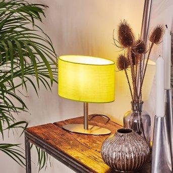 Mavulu Lampada da tavolo Nichel opaco, 1-Luce
