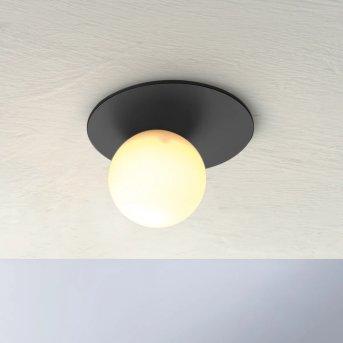 Bopp-Leuchten PLANETS Plafoniera da incasso LED Antracite, 1-Luce