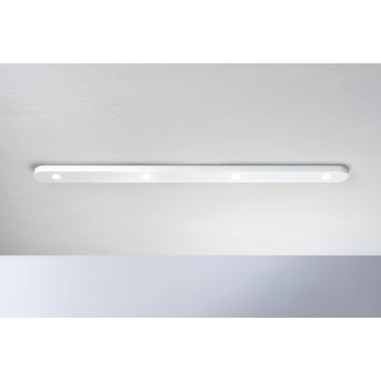 Bopp-Leuchten CLOSE Plafoniera LED Bianco, 4-Luci