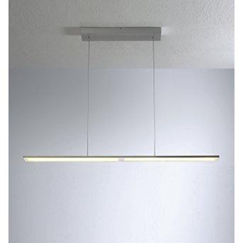 Bopp-Leuchten FLY Lampada a Sospensione LED Argento, 1-Luce