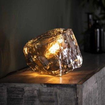 Marore Lampada da tavolo Argento, 1-Luce