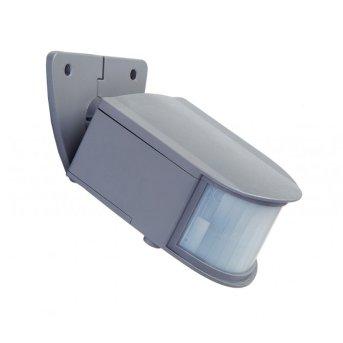Lutec sun connec Solar GYQ25 Sensore di movimento LED Grigio, Sensori di movimento