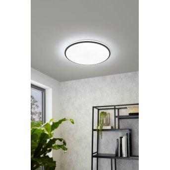 Eglo MARUNELLA Plafoniera LED Bianco, 1-Luce
