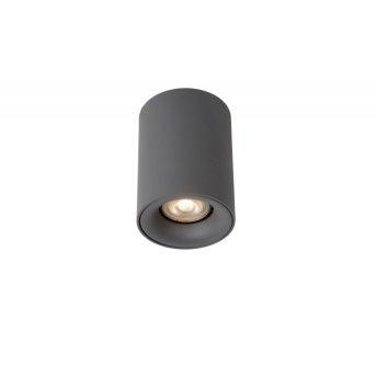 Lucide BENTOO-LED Faretto Grigio, 1-Luce