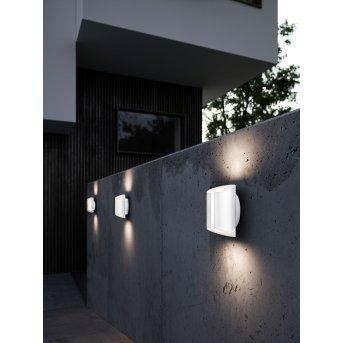 Nordlux SMARTLIGHT Applique da esterno LED Bianco, 2-Luci