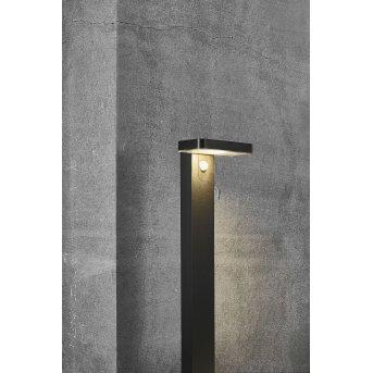 Nordlux RICA Lampade solari LED Nero, 1-Luce
