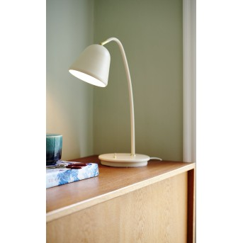 Nordlux FLEUR Lampada da tavolo Beige, 1-Luce