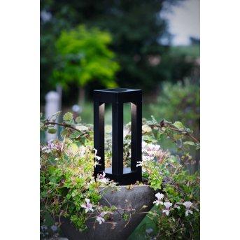 Eglo PUR Lampade solari LED Nero, 1-Luce