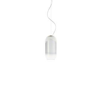Artemide Gople Mini Lampada a Sospensione Alluminio, 1-Luce