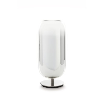 Artemide Gople Lampada da tavolo Alluminio, 1-Luce