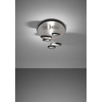 Artemide Mercury Mini Plafoniera LED Cromo, 1-Luce