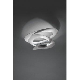 Artemide Pirce Mini Plafoniera LED Bianco, 1-Luce