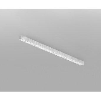 Artemide Calipso Linear Plafoniera LED Bianco, 1-Luce