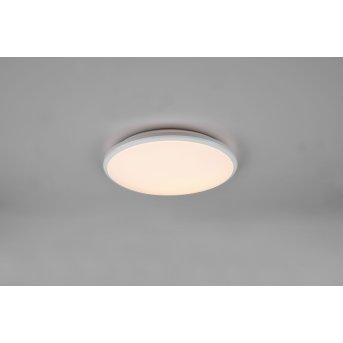 Reality Limbus Plafoniera LED Bianco, 1-Luce