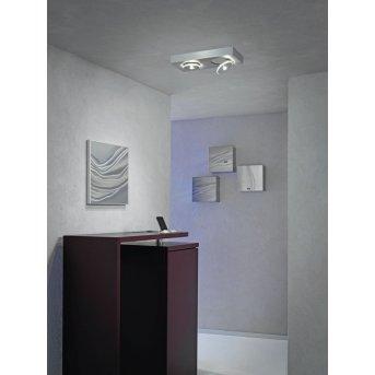 Escale SPOT IT Plafoniera LED Alluminio, 2-Luci