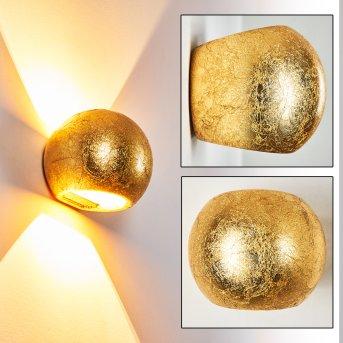 Flot Applique Oro, 1-Luce