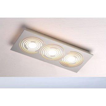 Bopp GALAXY COMFORT Plafoniera LED Alluminio, 3-Luci