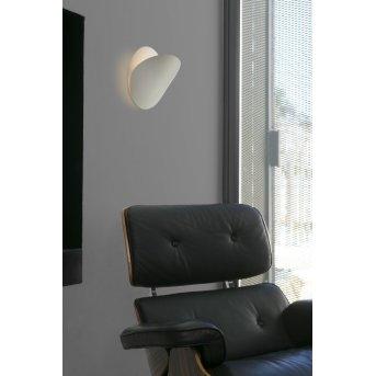 Faro Ovo Applique Bianco, 1-Luce