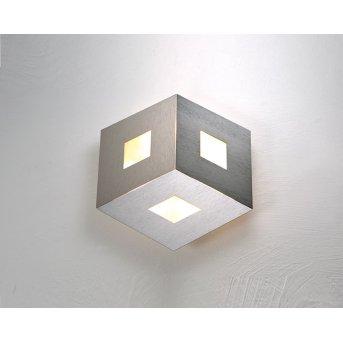 Bopp-Leuchten BOX COMFORT Plafoniera LED Colorato, Alluminio, 3-Luci