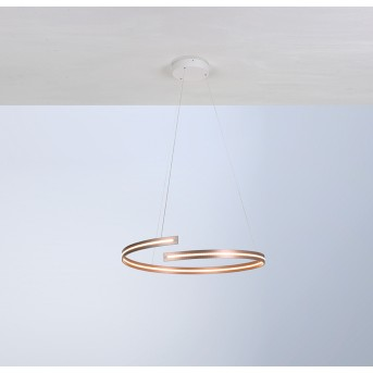 Bopp BREAK Lampada a Sospensione LED Oro, 1-Luce