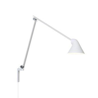 Louis Poulsen NJP Applique LED Bianco, 1-Luce