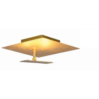Näve Firenze Plafoniera LED Oro, 1-Luce