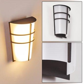 Lamarche Applique da esterno LED Antracite, 2-Luci