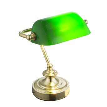 Globo TL Lampada da Tavolo Ottone, 1-Luce